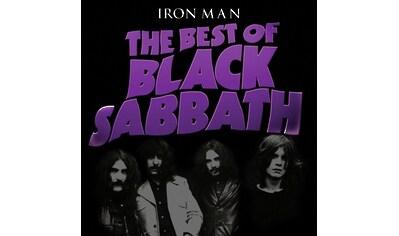 Musik-CD »Iron Man-The Best Of / Black Sabbath« kaufen