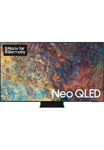 "Samsung QLED-Fernseher »GQ75QN90AAT«, 189 cm/75 "", 4K Ultra HD, Smart-TV kaufen"