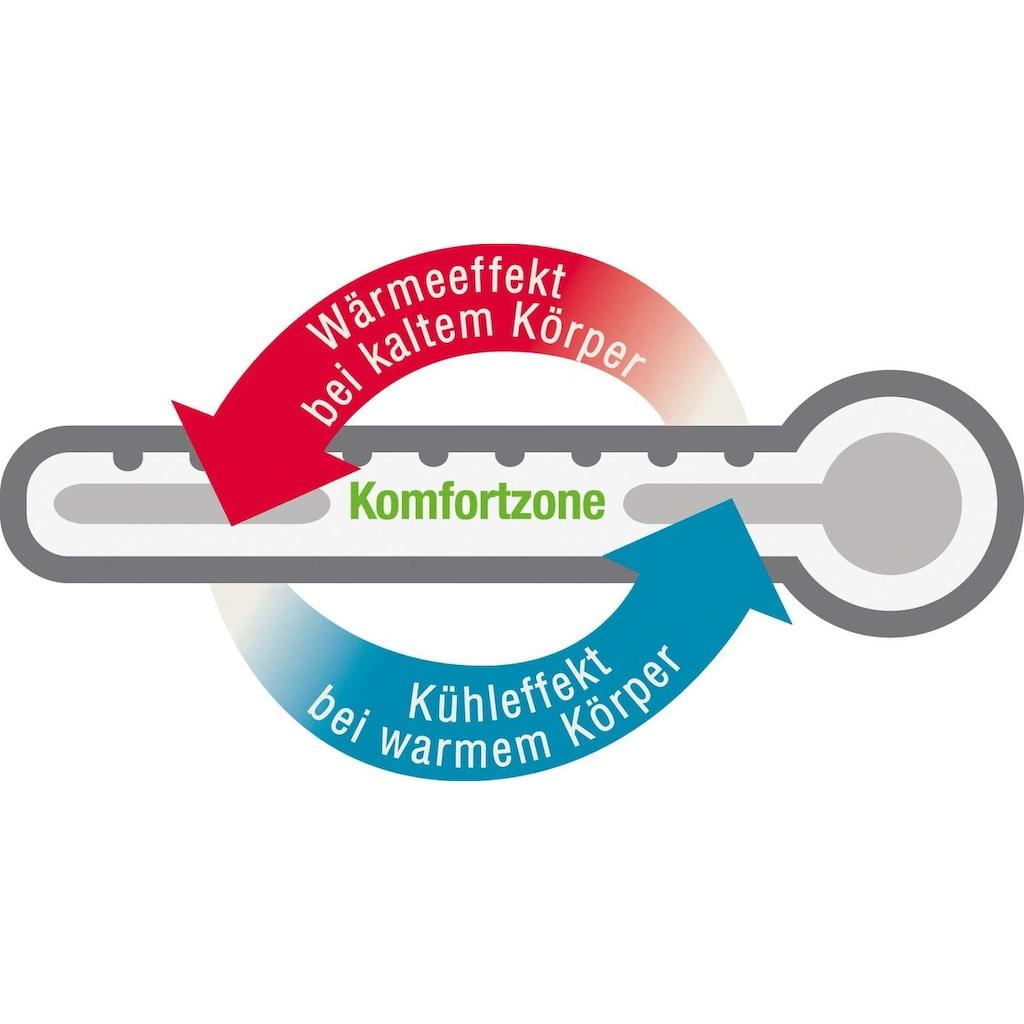 Frankenstolz Topper »Frankenstolz Klima, 7 cm hoch, Raumgewicht: 39, Weichschaum, Die Klimalösung für Schwitzer«, (1 St.)