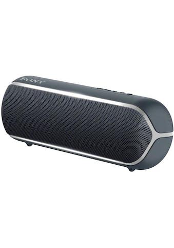 Sony Bluetooth-Lautsprecher »SRS-XB22«, Freisprechfunktion für Anrufe kaufen