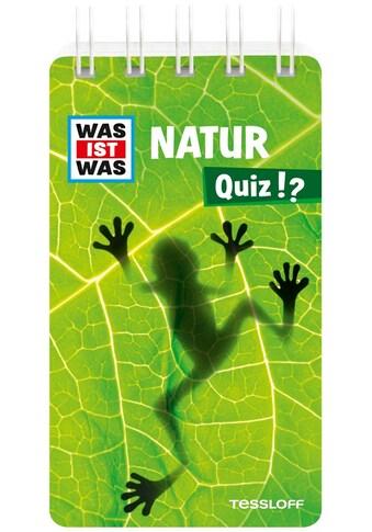 Buch »WAS IST WAS Quiz Natur / DIVERSE« kaufen