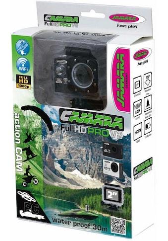 Jamara Action Cam »Camera Full HD Wifi V2, schwarz« kaufen
