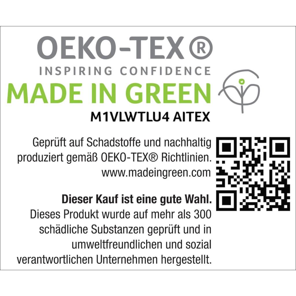 OTTO products Kissenhülle »Jannis«, (2 St., 2x 40x40cm), aus 100% Bio Baumwolle