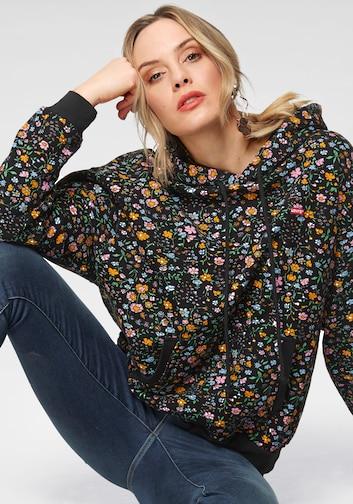 Levi's® Kapuzensweatshirt »unbasic Hoodie millefleur« Mit