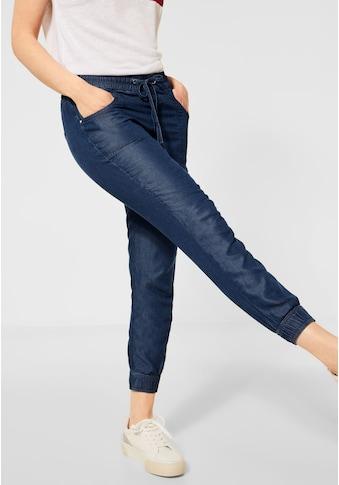 STREET ONE 7/8-Jeans, Middle Waist kaufen