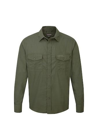 Craghoppers Langarmhemd »Outdoor Herren Kiwi« kaufen