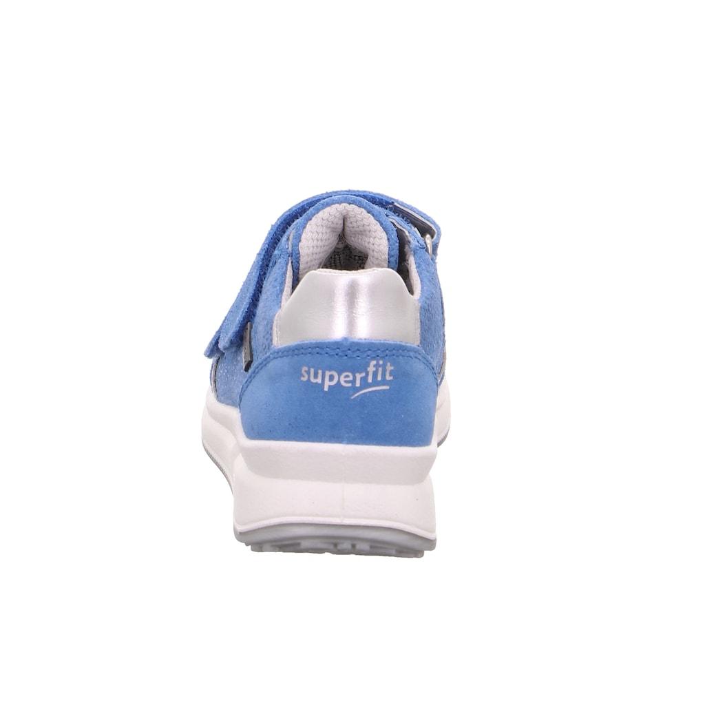 Superfit Sneaker »Merida«, mit Glitzer