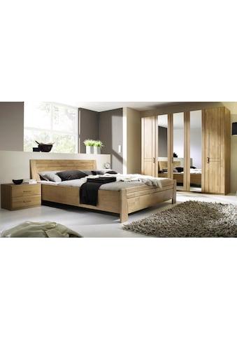 rauch BLACK Schlafzimmer-Set »Sitara«, (Set, 4 St.) kaufen