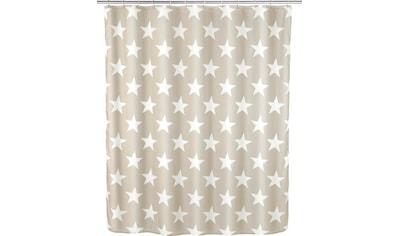 WENKO Duschvorhang »Stella«, Breite 180 cm, Höhe 200 cm, Polyester, waschbar kaufen