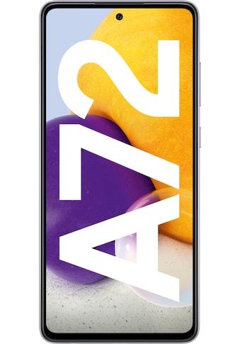 """Samsung Smartphone »Galaxy A72«, (16,95 cm/6,7 """", 128 GB, 64 MP Kamera) kaufen"""