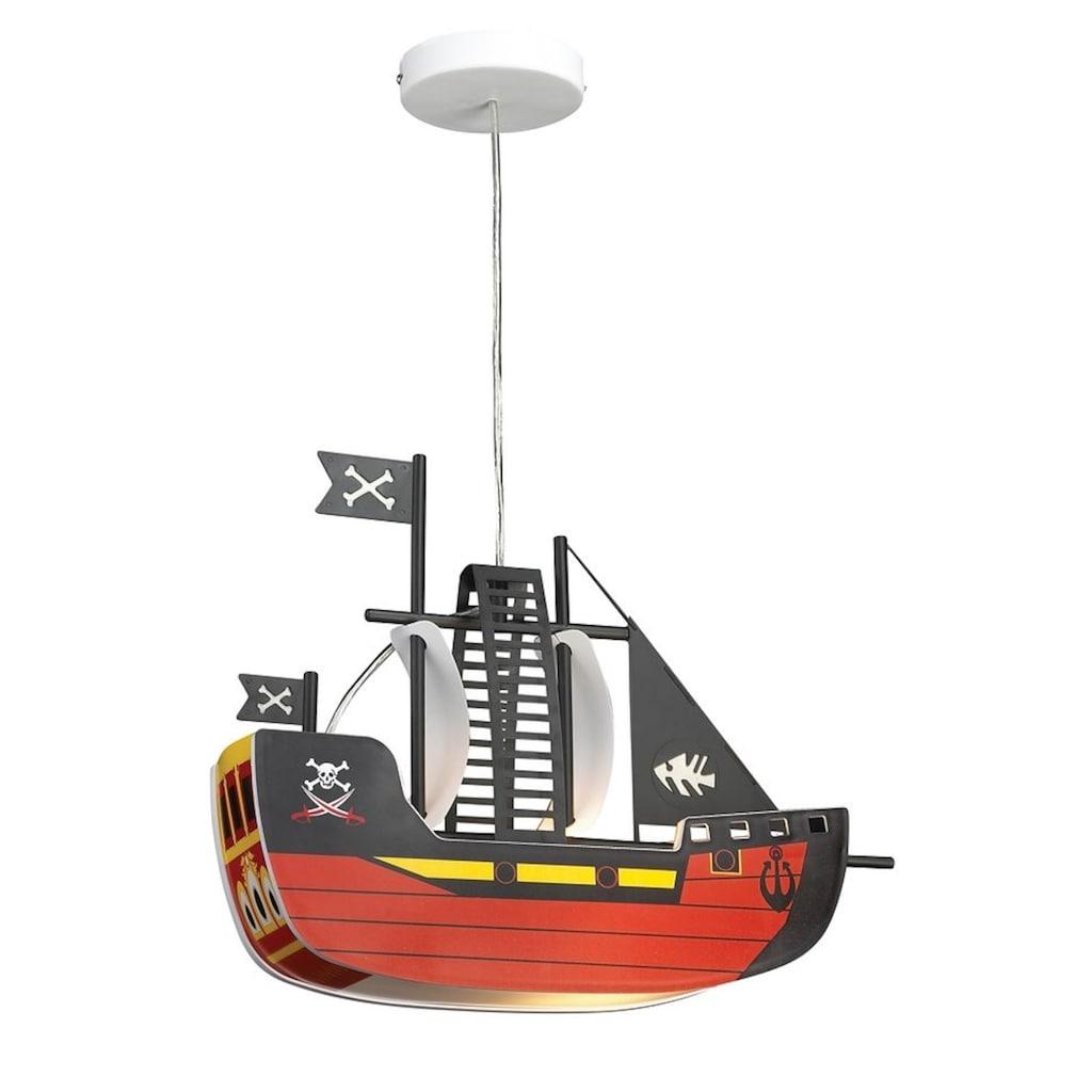 Rabalux Pendelleuchte »Piratenschiff«, E27, Hängeleuchte, Hängelampe