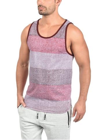 Solid Tanktop »Charan«, ärmelloses Shirt mit Streifen kaufen