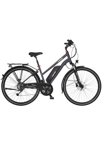 FISCHER Fahrräder E-Bike »ETD 1822«, 24 Gang, Shimano, Deore, Heckmotor 250 W kaufen