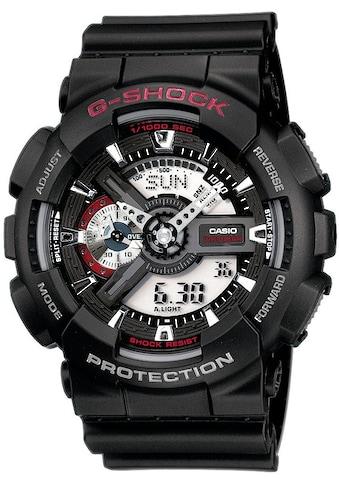 CASIO G - SHOCK Chronograph »GA - 110 - 1AER« kaufen