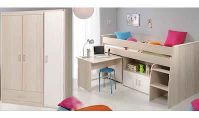 Parisot Jugendzimmer-Set »Charly«, (Set, 2 tlg.) kaufen