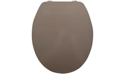 MSV WC - Sitz »WEISS«, Acryl kaufen