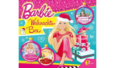 Musik-CD »Weihnachts-Box / Barbie« kaufen