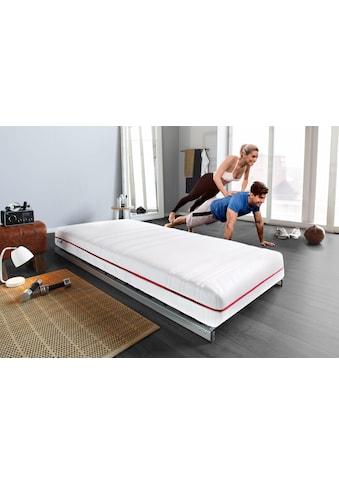 BeSports Komfortschaummatratze »HKS 2100«, 21 cm cm hoch, (1 St.), Machen Sie sich fit... kaufen
