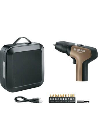 BOSCH Akkuschrauber »YouSeries Drill «, 3,6 V, inkl. Akku und USB - C Kabel kaufen
