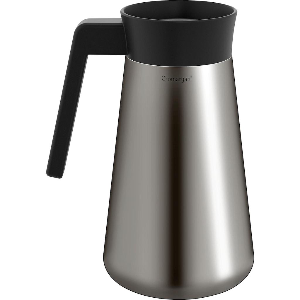 WMF Filterkaffeemaschine »KÜCHENminis® Aroma Thermo to go«, Papierfilter, Graphit