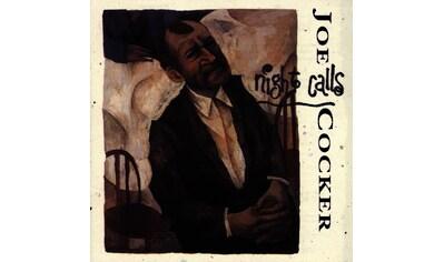 Musik-CD »Night Calls / Cocker,Joe« kaufen