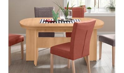my home Kulissen-Esstisch »Maxim«, Breite 160-320 cm kaufen