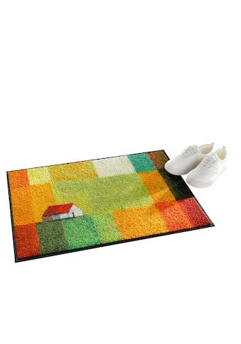 Fußmatte, rechteckig, 1 mm Höhe kaufen