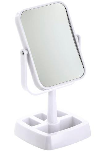 MSV Kosmetikspiegel »San Remo«, x3, Standspiegel mit Ablage, eckig kaufen