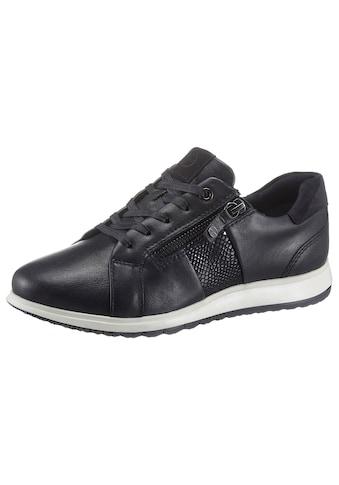 Tamaris Sneaker »Pure Relax«, mit Außenreißverschluss kaufen