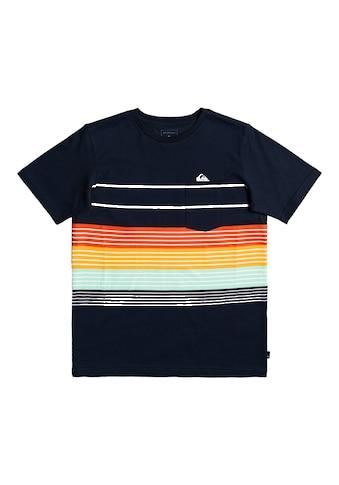Quiksilver T-Shirt »More Core« kaufen