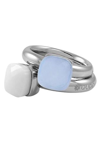 qudo Ring-Set »Firenze big, O600087, O600088, O600089, O600090, O600091«, (Set, 2... kaufen