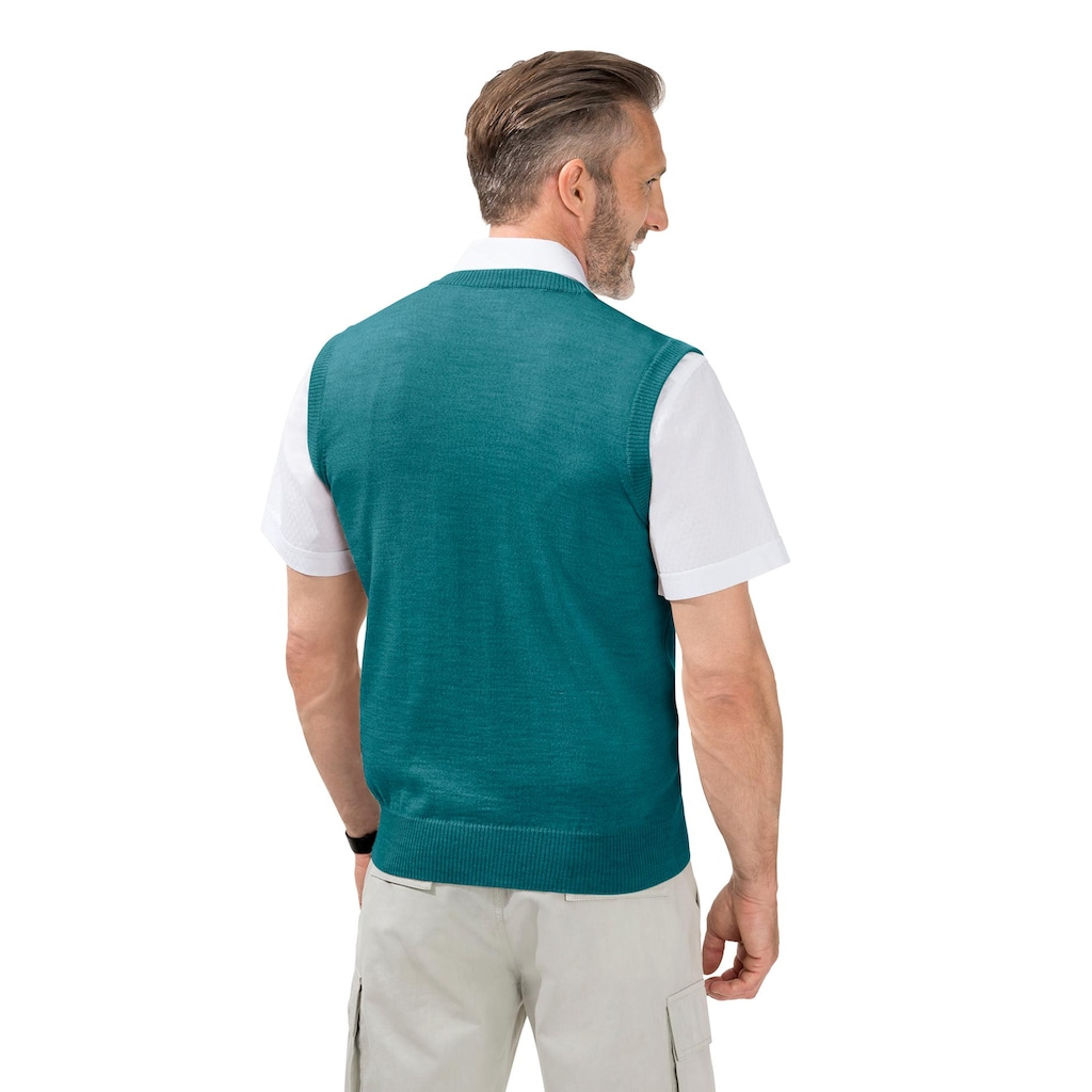 Marco Donati V-Ausschnitt-Pullover »Pullunder«