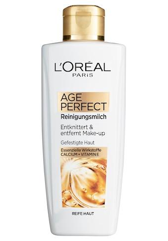 L'ORÉAL PARIS Gesichts-Reinigungsmilch »Age Perfect« kaufen