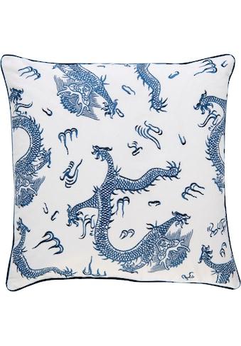 BARBARA Home Collection Kissenhülle »KI-H Dragon«, (1 St.) kaufen