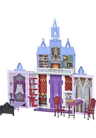 Hasbro Puppenhaus »Die Eiskönigin II, Arendelle Schloss für unterwegs«, tragbar kaufen