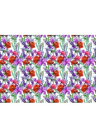 Consalnet Vliestapete »BLUMEN«, grafisch, in verschiedenen Größen kaufen