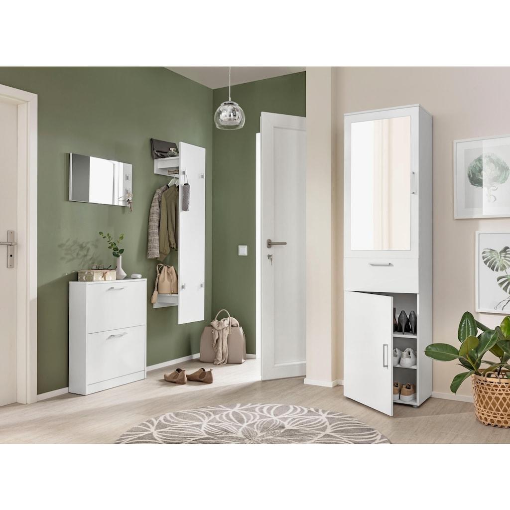 Paroli Garderobenschrank »Susa«, mit Spiegel