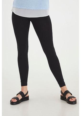 fransa Leggings »Fransa Damen Hose Leggings«, Leggings mit Gummizug kaufen