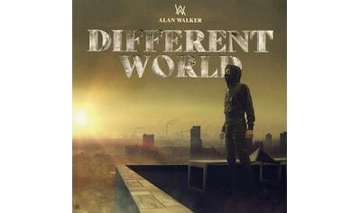 Musik-CD »Different World / Walker,Alan« kaufen