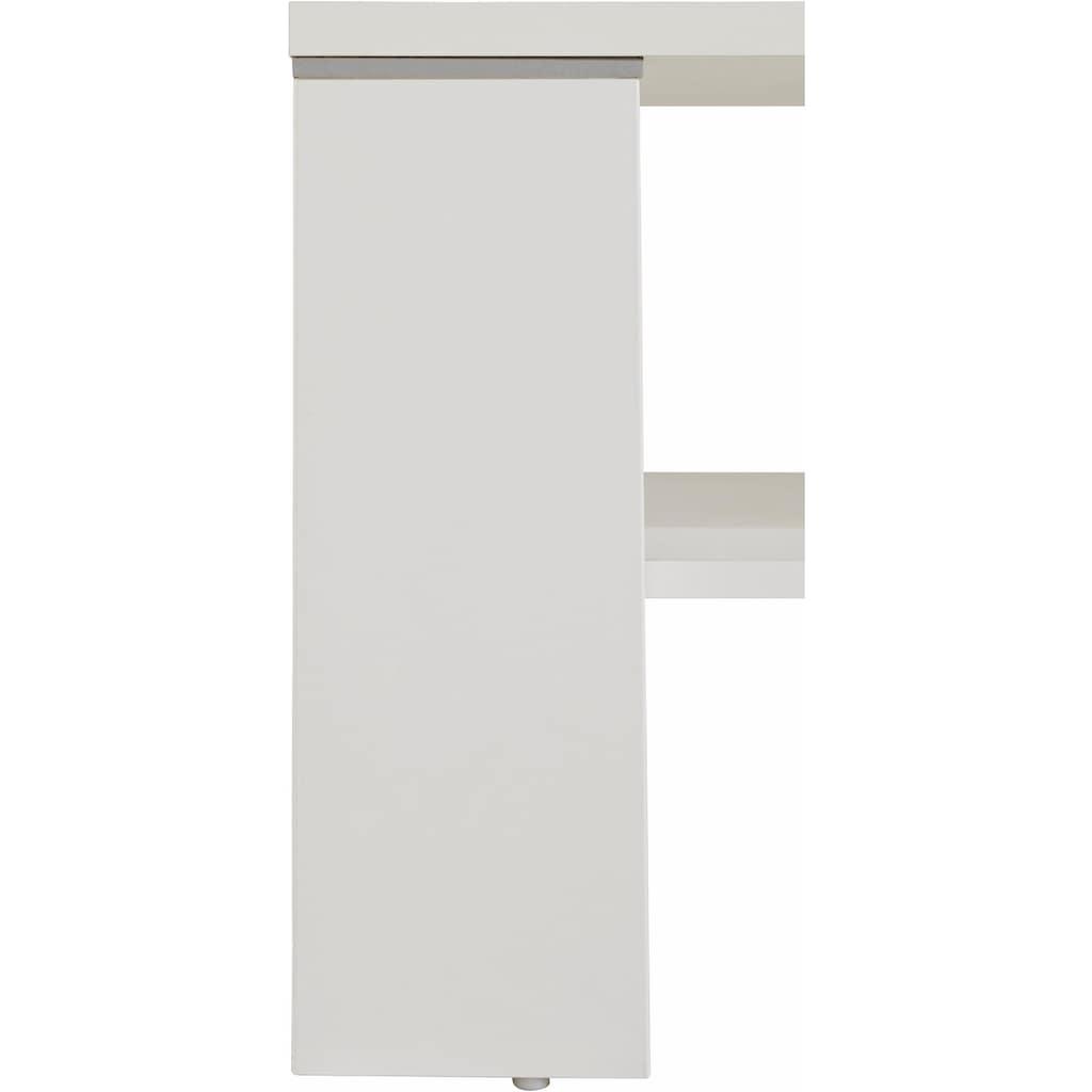 PRO Line Couchtisch, quadratisch mit Ablageboden