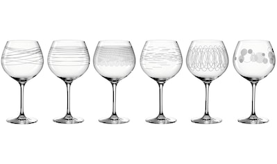 LEONARDO Portweinglas »Casella«, (Set, 6 tlg.), für Burgunder, 630 ml, 6-teilig kaufen