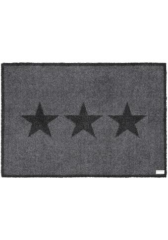 Zala Living Fußmatte »Sterne«, rechteckig, 7 mm Höhe, Fussabstreifer, Fussabtreter,... kaufen