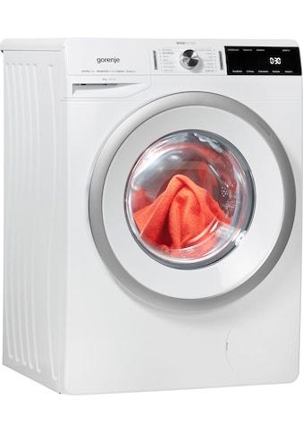 GORENJE Waschmaschine »WA 866 T«, WA866T, 8 kg, 1600 U/min kaufen