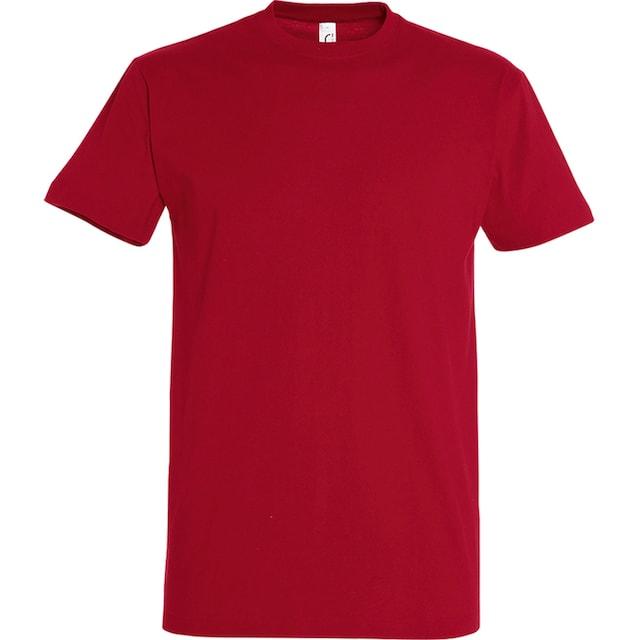 SOLS T-Shirt »Imperial Herren , Kurzarm«
