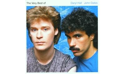 Musik-CD »BEST OF,THE VERY / HALL, DARYL & JOHN OATES« kaufen