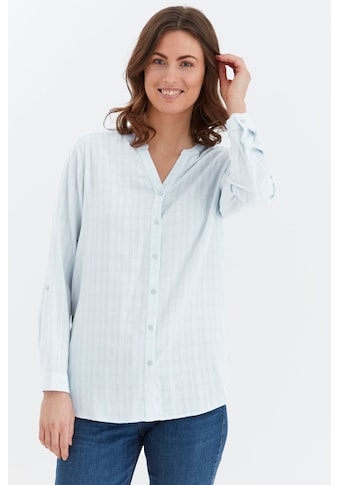 fransa Langarmbluse »Fransa Damen Blusenshirt 20610065« kaufen