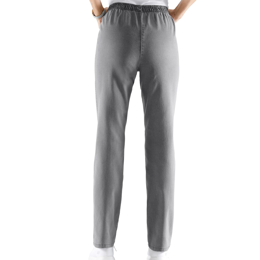 Classic Basics Dehnbund-Jeans