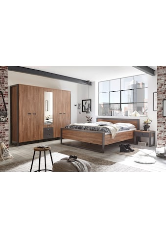 Home affaire Schlafzimmer-Set »Detroit«, (Set, 4 St.) kaufen