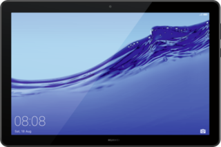 huawei tablet mediapad t5 10 wifi 25 4 cm auf rechnung online kaufen. Black Bedroom Furniture Sets. Home Design Ideas