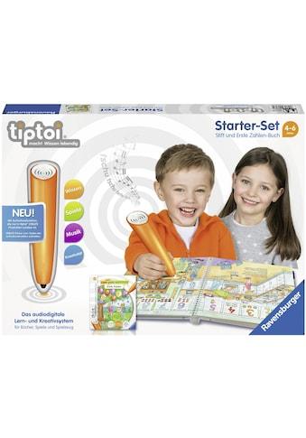 Ravensburger Spiel »Starter-Set tiptoi® CREATE Stift u. Buch, Mein... kaufen